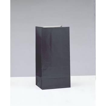 12 Kraftpapierbeutel