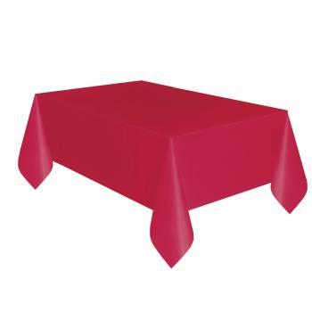 Tischtuch Rot Rechteck