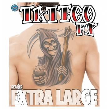 Riesige Tattoo Mäher