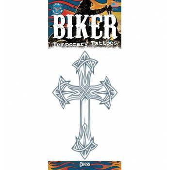 Tattoos Biker Kreuz