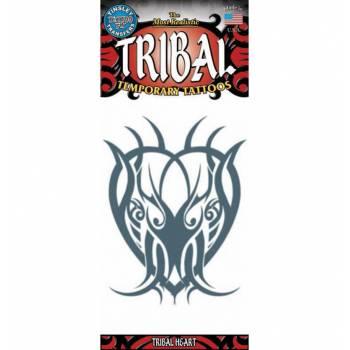Tribal Tattoos Herz