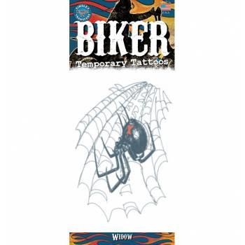 Black Biker Tattoos