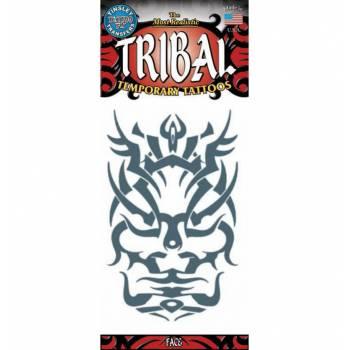 Tribal Gesicht Tattoos