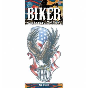 Tattoos Biker Adler USA