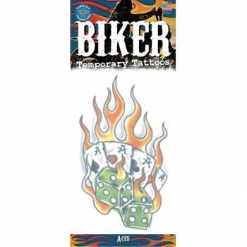 Tattoos Biker As