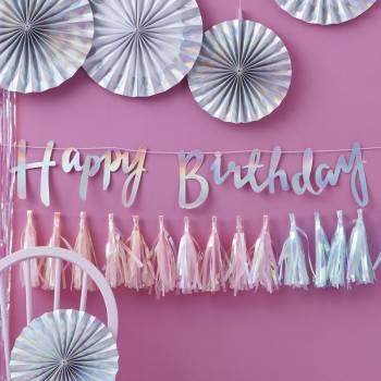 Happy Birthday Iris Transparent