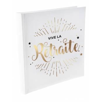 Gästebuch Vive la retraite