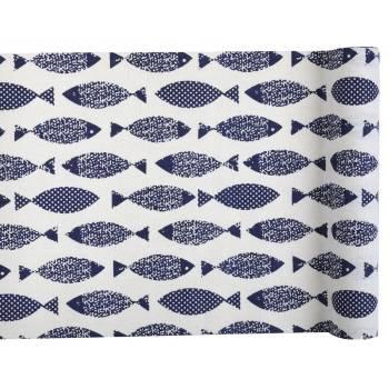 Tischpfad Blauer Fisch