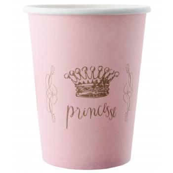 6 Becher Prinzessin
