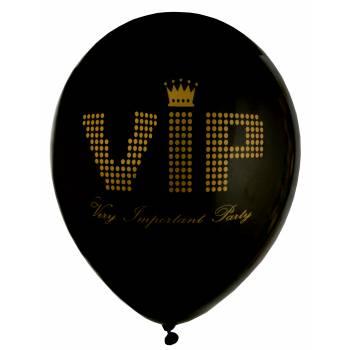 8 VIP Luftballons