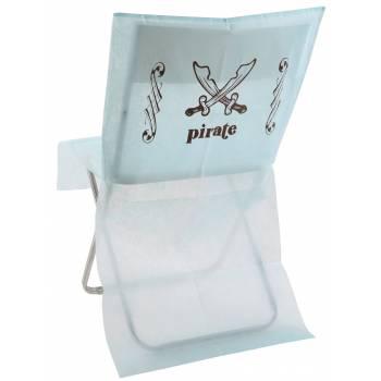 6 Pirate Stuhlbezüge