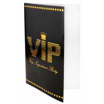 10 VIP-Menü Karten