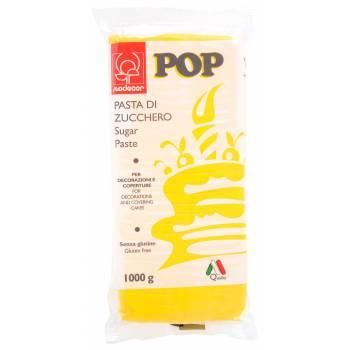 Rollfondant gelb Sonnenlicht POP 1kg