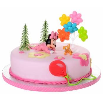 Kit Mininie Baby Tortenfiguren