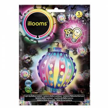 1 Leuchtende Laterne Ballon