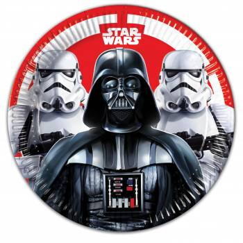 8 Teller Star Wars final battle