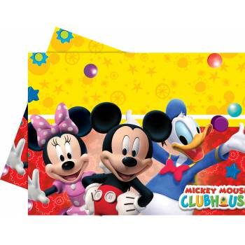 micky Mouse Tischtuch 120 cm x 180 cm