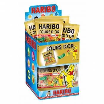 Mini Beutel Haribo Goldener Bär