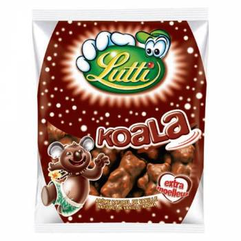 Schimale Koala Lutti Schokolade 100gr