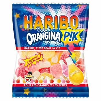 Süßigkeiten orangina pik Haribo 120g