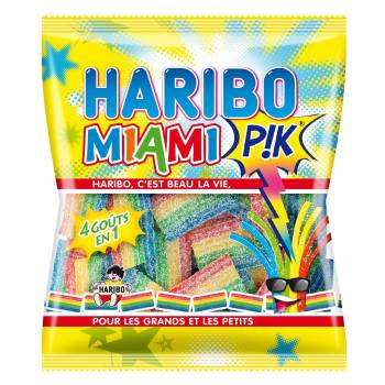 Süßigkeiten Haribo Miami Pik 120 gr