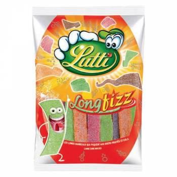 Süßigkeiten Lutti Long Fizz