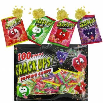 100 Beutel mit fruchtigen Crack ups