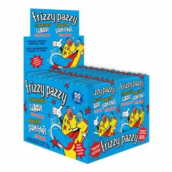 25 Beutel Frizzy Pazzy Color Sprache
