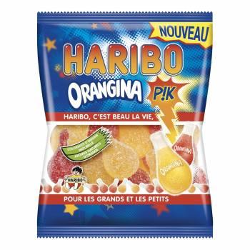 Mini Beutel Haribo Orangina pik