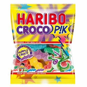 Süßigkeiten Haribo Croco Pik