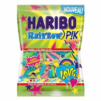 Süßigkeiten Haribo Rainbow Pik 120gr