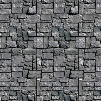 Dekore Wand aus Stein