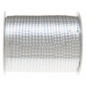 Bolduc Hologramm Metallic Silber