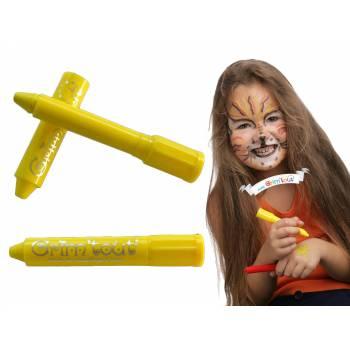 Gelber Make-up-Stick