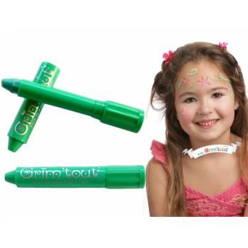 Grünes Make-up-Stick