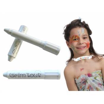 Weißer Make-up-Stick