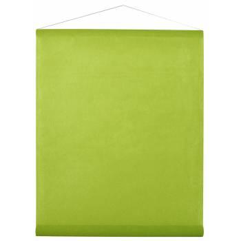 Grüne intierte Raum Tenture