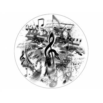 Tortenaufleger dekor Musik Klavier