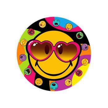 Tortenaufleger dekor Smiley