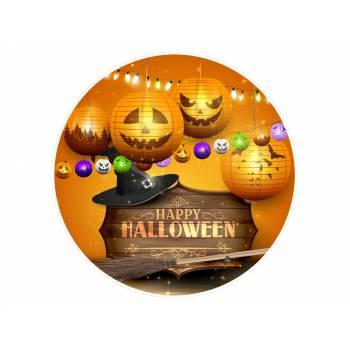 Tortenaufleger dekor Halloween