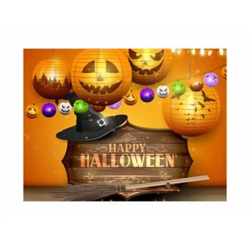 Halloween A4 Zucker dekoriert