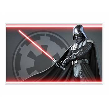 Dekor auf Zucker Dekor Darth Vader A3