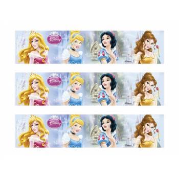 3 Kuchen Bänder Zucker-Dekor Prinzessinnen disney