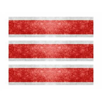 3 Kuchen Bänder Dekor Union Jack