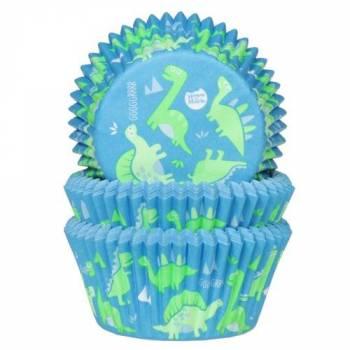 50 Cupcakes dino