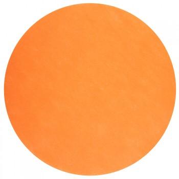 50 Intierte Tisch sets orange