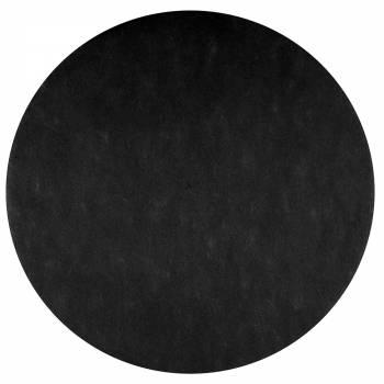 50 Intierte Tisch sets schwarz
