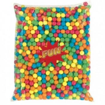 2.5 Kg Mehrfarbige Kaugummikugeln