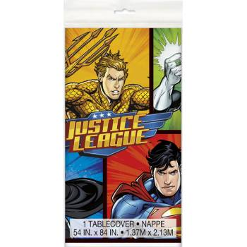 tisch Justice League