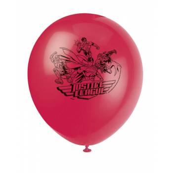 8 luftballon Die Gerechtigkeitsliga